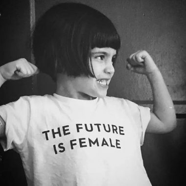 The Future Is Female 1
