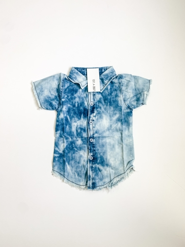 Acid Wash Shirt 1